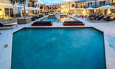 Pool, The Morrison, 1