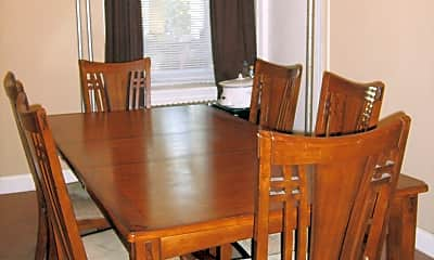 Dining Room, 4526 Baker St, 2