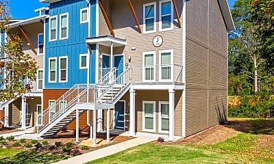 Building, Archer Apartments, 0