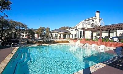 Pool, 12612 N Lamar Blvd, 1