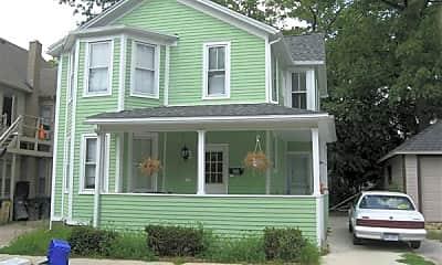 Building, 609 E Ann St, 0