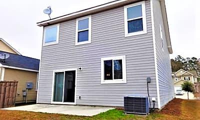 Building, 8821 Shadowglen Drive, 2