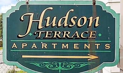 Community Signage, Hudson Terrace Apartments, 2