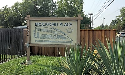 Brockford Place Apartments, 1
