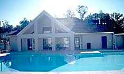 Pool, Beachwood Park Apartments and Townhomes, 2