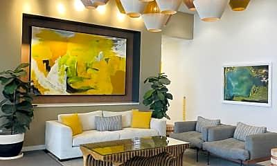 Living Room, 988 Halekauwila St, 2