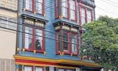 Building, 803 Page St, 1