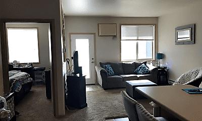 Living Room, 1900 Dakota Dr, 0