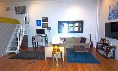 Living Room, 303 Park Ave S, 1