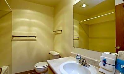 Bathroom, Sammamish Beach Club, 2