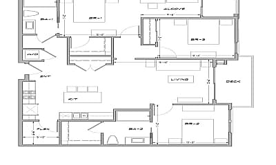Building, 11210 W Sardis Ave, 1