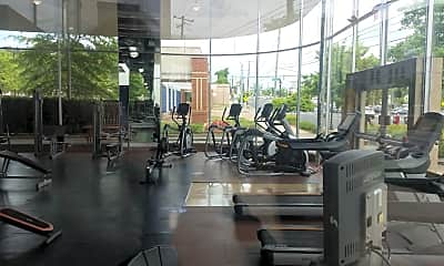 Fitness Weight Room, 5700 Baltimore Ave, 2