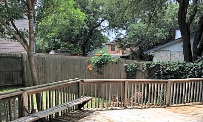 Patio / Deck, 3103 Morning Trail, 2