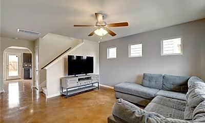 Living Room, 4616 Inicio Lane #396, 1