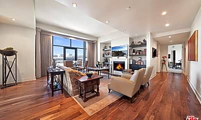 Living Room, 10776 Wilshire Blvd 1203, 0