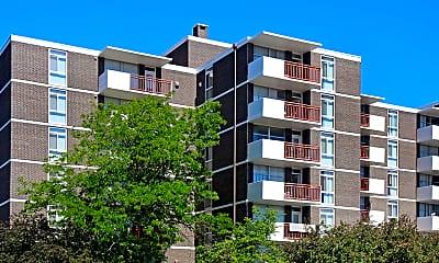 Building, Vesty Park, 2