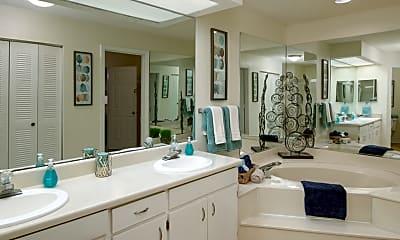 Bathroom, The Paddock Club Columbia, 2