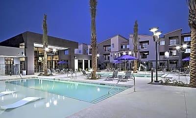 Pool, Spur, 0