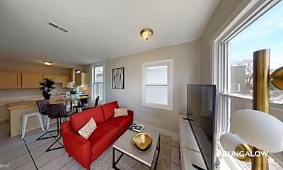 Living Room, 1531 W Nelson St, 0