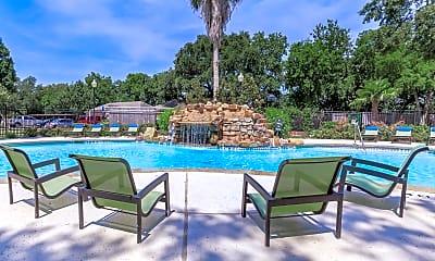 Pool, Regatta Bay, 1