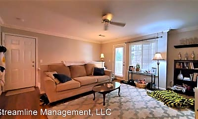 Living Room, 10723 Hampton Mill Terrace, 1