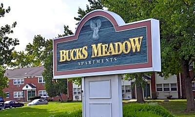 Building, Bucks Meadow, 2