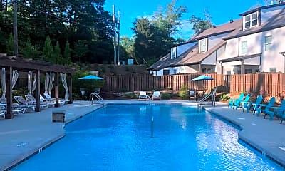 Pool, 4242 Lennox Drive, 0
