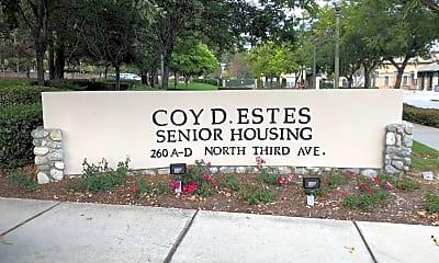 The Coy D. Estes Senior Housing, 1