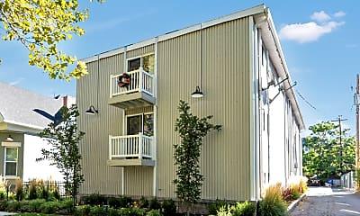 Building, 268 N 200 W, 0