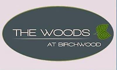 Community Signage, The Woods at Birchwood, 2