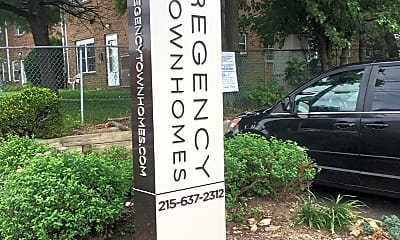 Regency Townhomes, 1