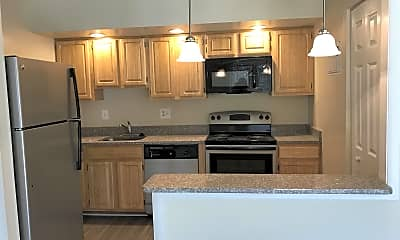 Kitchen, 8504 Sky View Dr, 1
