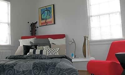 Bedroom, Bellevue Apartments I, 0