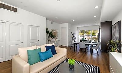 Living Room, 5702 La Jolla Blvd, 0
