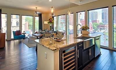 Kitchen, 54 Rainey St, 1