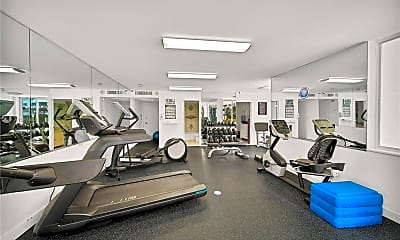 Fitness Weight Room, 155 Ocean Ln Dr 1111, 2