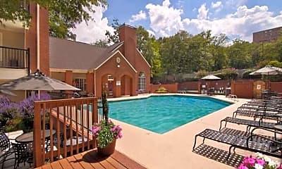 Pool, Brookwood Valley, 1