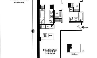 Bathroom, 39 E 29th St, 2