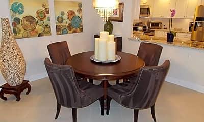 Dining Room, 4200 Belair Ln 113, 1
