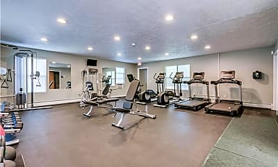 Fitness Weight Room, 207 Wealtha Ave A, 2
