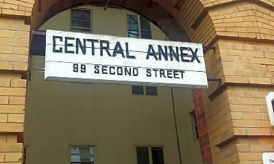 Central Annex, 1