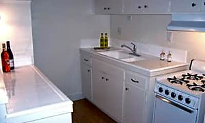 East Occidental Apartments, 1
