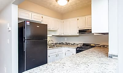 Kitchen, Raccoon Creek, 1