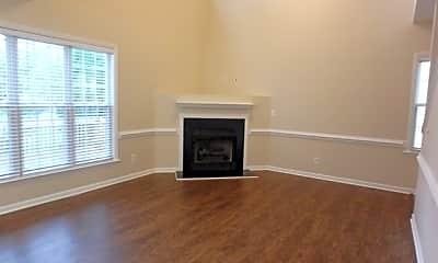 Living Room, 1917 Shadow Glen Drive, 1