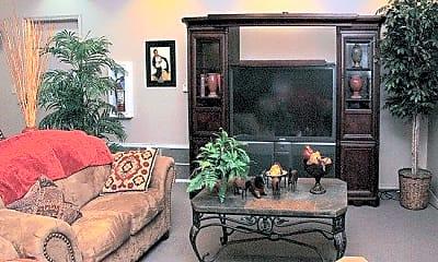 Living Room, Ladera Village, 2