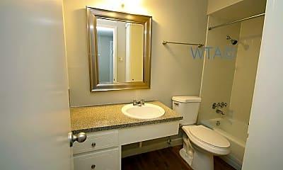 Bathroom, 2211 W North Loop Blvd, 2