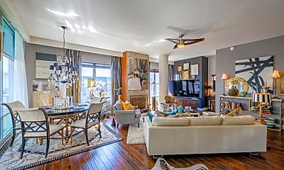 Living Room, 845 Spring St NW 429, 0