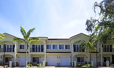 Building, Royal Oaks Townhomes, 1