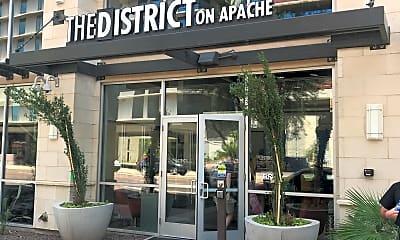 District on Apache, 1