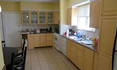 Kitchen, 461 Broadway, 1